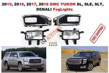 2015-2018 gmc yukon fog light  22872762, 22872763