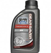 1lt Bel-Ray Gear Saver 80w olio trasmissione differenziale cambio ingranaggi