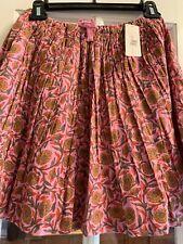 NWT Peek Girls Size XL (10) Floral Skirt W/pockets