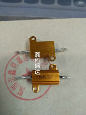 2pcs 8ohm 8R 10W Watt Power Metal resistor for tube amp test dummy Load