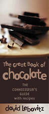 Good, The Great Chocolate Book, David Lebovitz, Book