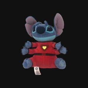 Disney Store Plush Stitch in red spacesuit from Lilo & Stitch