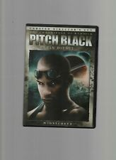 Pitch Black - Chronicles of Riddick - Unrated Directed Cut - Vin Diesel Dvd 1999