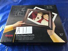 """Kodak EasyShare D1025 10"""" Digital Picture Frame"""