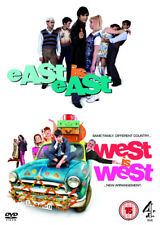 East Is East/West Is West DVD (2012) Om Puri ***NEW***