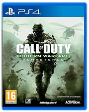 Juego Activision PlayStation 4 Call of Duty Modern Warfare Remastered Nue...
