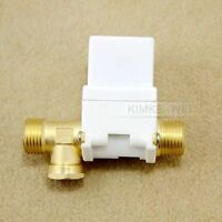 """N/C 12V DC 1/2"""" Electric Solenoid Valve for Water Air"""