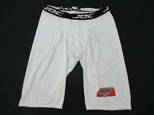 WSI Sports Compression Shorts Men's White Poly Used XL