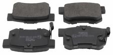 For Honda Accord German Quality Brake Pad Set, Disc Brake with anti-squeak plate