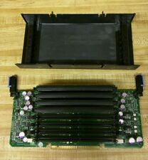 Dell NX761 PowerEdge R900 Memory Riser Board 8 Slots w/ Cover CN-0NX761