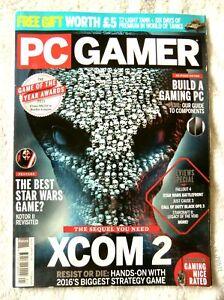 76511 Issue 287 PC Gamer Magazine 2016