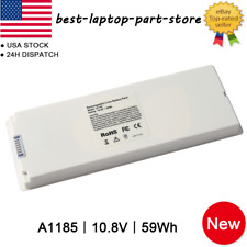 "Rechargeable Laptop Battery for Apple MacBook 13"" 13.3"" A1181 A1185 MA561 Lot"