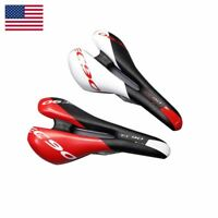 EC90 Carbon Fiber Bike Saddle Bicycle Seat Cushion Cycling MTB Road Bike Saddles