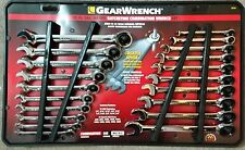 20pc Gearwrench Standard & Metric Ratcheting Combination Wrench Set New!