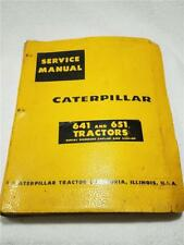 Heavy Equipment Manuals & Books for Caterpillar 1960 for sale | eBay