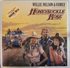 Honeysuckle Rose 33 tours Willie Nelson 1980