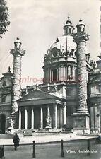 AK, Foto, Wien - Karlskirche, 1966; 5026-43