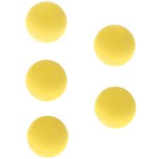 5pcs Jumping Ball Eva Sponge Rubber Ball Boy Girl Party Bouncy Ball Outdoor Toys