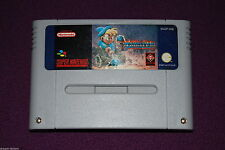 INCANTATION - Titus Interactive - Jeu Action Super Nintendo SNES EUR