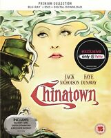 * CHINATOWN ( 1974 ROMAN POLANSKI  ) HMV PREMIUM COLLECTION BLURAY & DVD SEALED