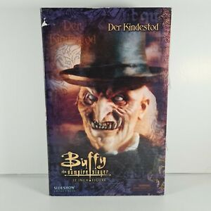 "Sideshow1/6 Scale 12"" Figure Buffy The Vampire Slayer Der Kindestod Boxed RARE"