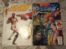 DC COMICS THE FLASH #34, 35, 36, 37