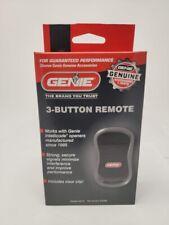 Genuine Genie G3T Garage Door 3 Button Remote Control Opener New