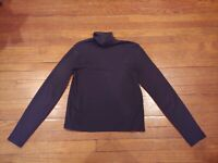 Lauren Ralph Lauren black Turtleneck L