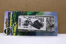 GHQ HO Scale D8 8R Tractor and Logging Arch Cast Metal Kit NOS 61-004