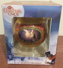 Disney A Christmas Carol Holiday Ornament, Large, NIB