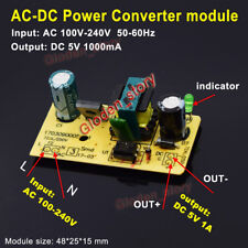 AC-DC Converter AC 110V 220V 230V to DC 5V 1A 1000mA Power Switching Transformer