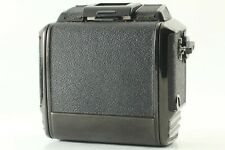 【 NEAR MINT 】 Zenza Bronica Roll Film Back 6x6 Black for S2 S2A From JAPAN #499