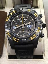 Breitling Chronomat 44 Black Watch- Jet Team USA Limited Edition MB01109P/BD48