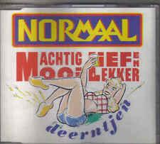 Normaal-Machtig Mooi Lief en  Lekker Deerntjen cd maxi single