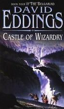 Castle Of Wizardry: Book Four Of The Belgariad (The Belgariad (TW)),David Eddin