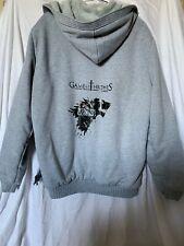 Game Of Thrones WINTER IS COMING Fleece Hoodie Zipper Coat Sweater Jacket