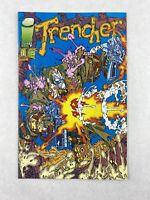 Trencher # 1 May 1993 Image Comics