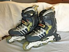 Rollerblades Evo 08 Alu training progressive fit system inline skates. Birthday?