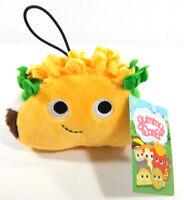 """Kidrobot Yummy World Flaco Taco Plush 5"""" Toy"""