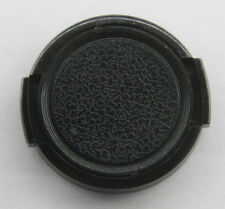 40.5mm  - Front Snap On Lens Cap - Unbranded - Textured - USED V403