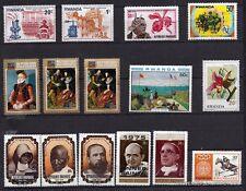 31T3 RWANDA personnages importants et divers  15 timbres neufs