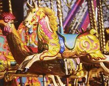 Jigsaw puzzle Americana Amusement Park Carousel Horse Ride 1000 piece NIB