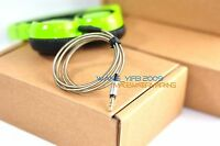 Silver Plated Wire Upgrade Cable For AKG K450 K451 K480 Q460 Headphones