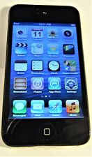 Apple 8Gb iPod Touch - 4th Generation - A1367 & Charging Cord 1161 Songs