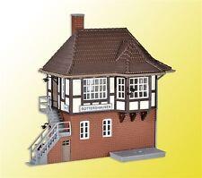Kibri 39486, Stellwerk Rottershausen, Bausatz, Spur H0