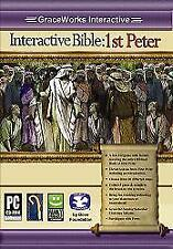 Interactive Bible: 1 Peter, New Bible Game 4 PC, Lesson