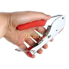 Compression Tool Pro Cable Coax Coaxial Crimper for RG6 RG58 RG59 Connector