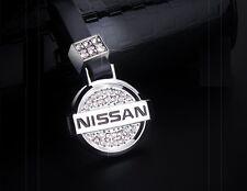 Zinc Alloy Nissan maxima altima versa sentra leaf key chain keychain ring fob