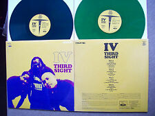 THIRD SIGHT - IV Limited 2LP Colored Vinyl D-Styles Du Funk Ckockwize Motion Man