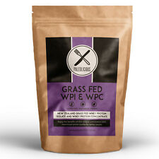 100% Grass Fed New Zealand Whey Protein Isolate (WPI) & Concentrate (WPC) - 4kg
